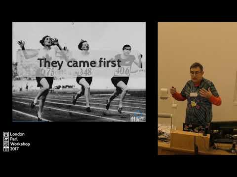 """""""Perl6 as a first language"""" - JJ Merelo"""