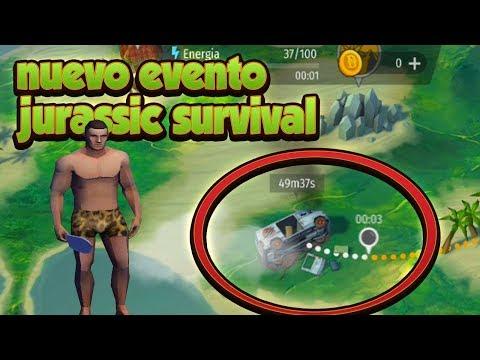 NUEVO EVENTO  Crashed Car jurassic  survival Ariel056