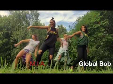 "Eva Shaw""High""   Dancehall Steps   Mash It Up Fitness   Poland   By Alicja Blachut"