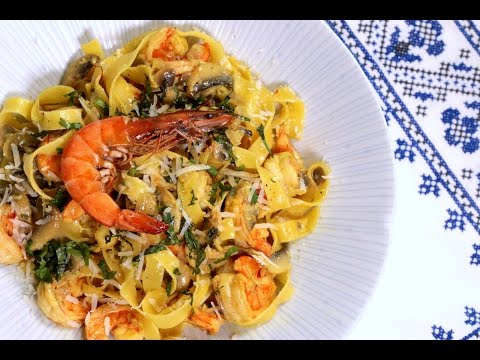 Lessons in Italian Cuisine -- 17 -- Gnocchi, shrimp, single cream and saffron from YouTube · Duration:  3 minutes 59 seconds  · 313 views · uploaded on 9-12-2013 · uploaded by auravilleros1