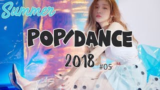 Kpop Playlists Pop/Dance 2018 Mix #05 🍧 Summer vibes 🍉