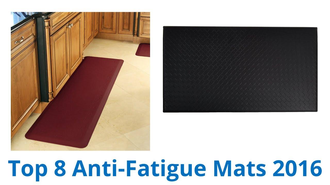 8 Best Anti Fatigue Mats 2016 Youtube