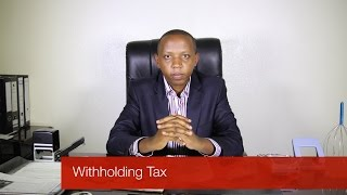 withholding tax money matters with wilson kamau alpha cap