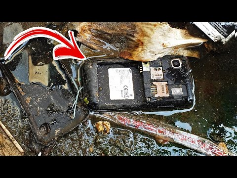 Restoration Abandoned Old Phone | 9-year-old Smartphone Samsung Galaxy S Restore