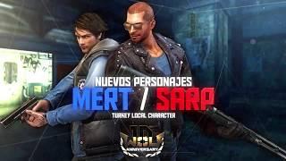 WolfTeam - Mert y Sarp (Nuevos Personajes)