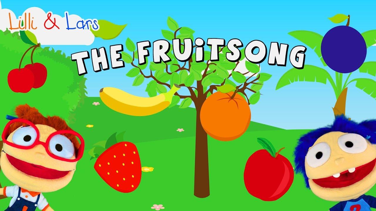 Fruit Song For Children With Lyrics