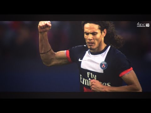 Edinson Cavani ► PSG | Skills and Goals | 2013/14 | HD