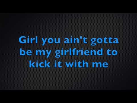 Zach Clayton- Kick It With Me (Lyrics)