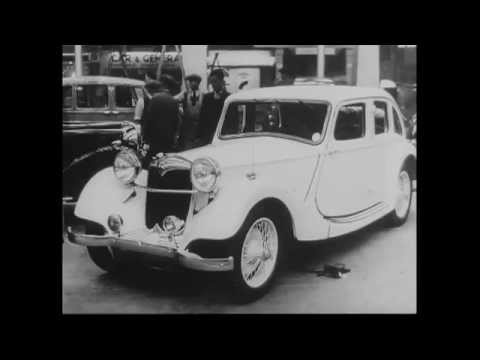 History of English Automakers: British Motor Group & Rover Group
