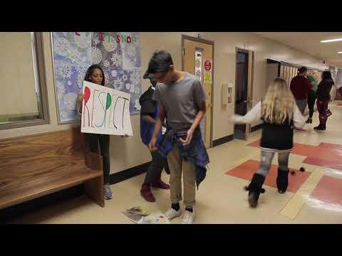 Respect by Ecole Seven Oaks Middle School