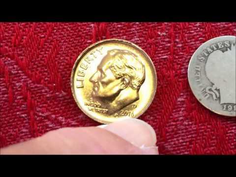 CHECK YOUR CHANGE!! TWO VERY COOL DIME FINDS!! - YouTube