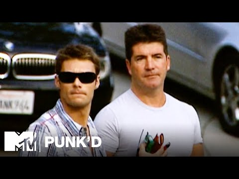Ashton Kutcher vs. Simon Cowell, The Game & Raven Symone | Punk'd
