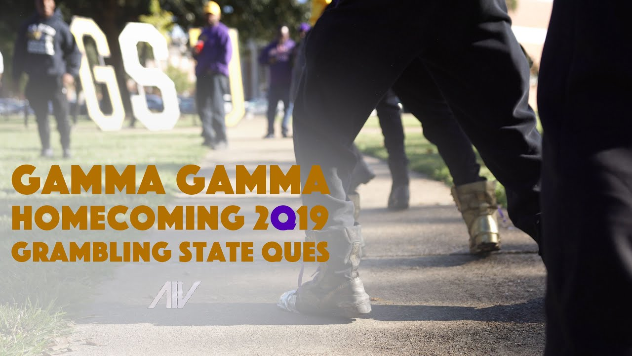 Gamma Gamma Ques Homecoming 2019
