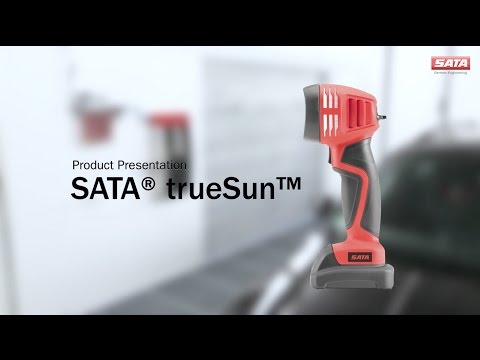 SATA trueSun Product Presentation