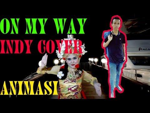 On My Way X Lily - Alan Walker (PUBG) Indy Cover(SKETSA COMIC)