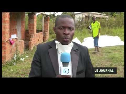 ATTENTAT DU POOL L'INVITE DU JOURNAL TELE CONGO SYLVESTRE MESSI JOURNALISTE A VISION 4TV