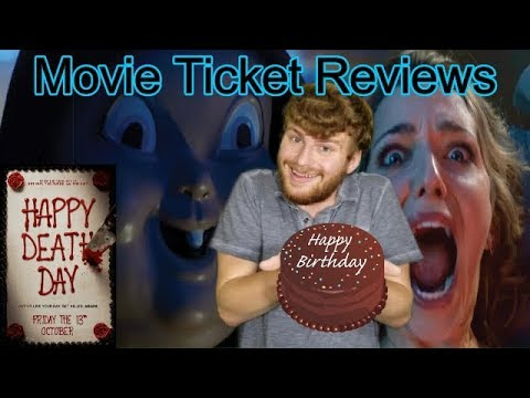 Is Happy Death Day Actually Scary? - Movie Ticket Review *Spoiler Free