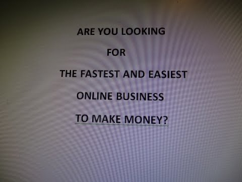 quickest way to make cash