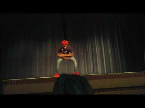 Collins hill high school talent show - Tre Wyatt and aishun mack