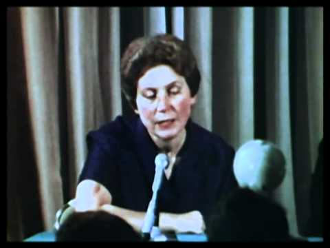 Svetlana talks about her father, Joseph Stalin 1967