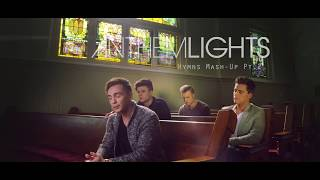 Repeat youtube video Hymns Mashup (Pt. II) | Amazing Grace x Be Thou My Vision x Come Thou Fount | Anthem Lights