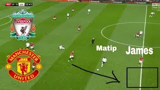 How Solskjaer Dominated over klopp and how Liverpool hit a Comeback ? Tactical Analysis of 1-1