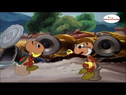 Lagu Semut Semut Kecil - Kumpulan Lagu Anak Ceria - Donald Bebek Dan Semut