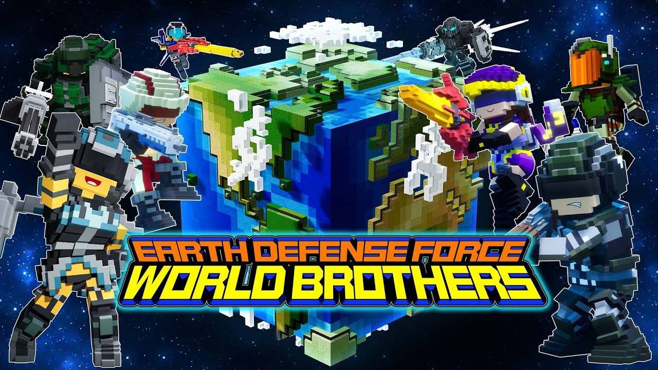 Earth Defense Force is Insane w/Lawrence, Jacob, Omar
