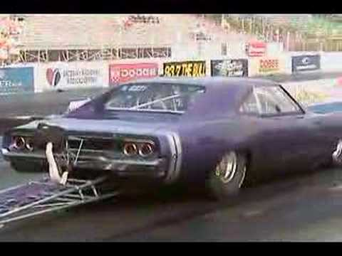 1968 Dodge Charger R T Q16 Race Youtube