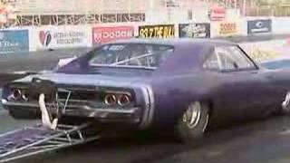 1968 dodge charger r t q16 race