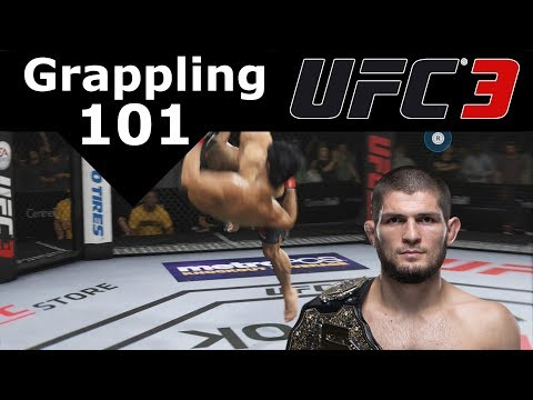 Grappling Tips Ea Sports Ufc 3 Youtube