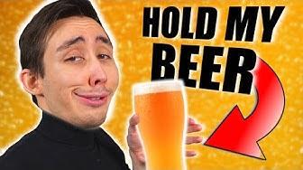 Miksi ihmiset juovat olutta?!