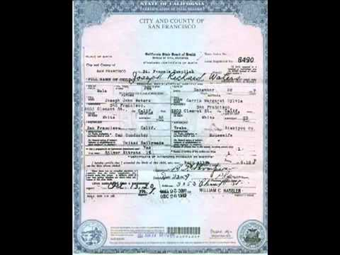 "Our Birth Certificates Are Traded On NYSE Stock Exchange (Proof) ""Strawman - Admiralty/ UCC Law"