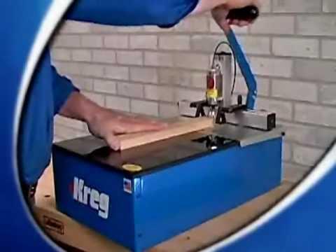 pocket jig machine