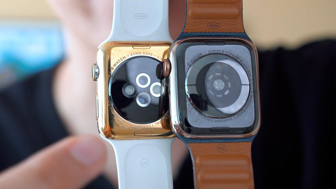 我的Apple Watch被弄成了24K鍍金 | 大耳朵TV