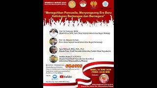 Webinar Pancasila Unidha Malang 2020