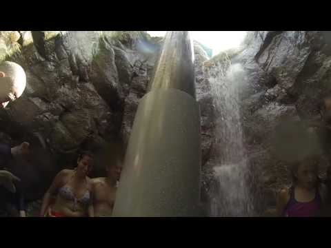 Water elevator at Grand Wialea Resort  Maui