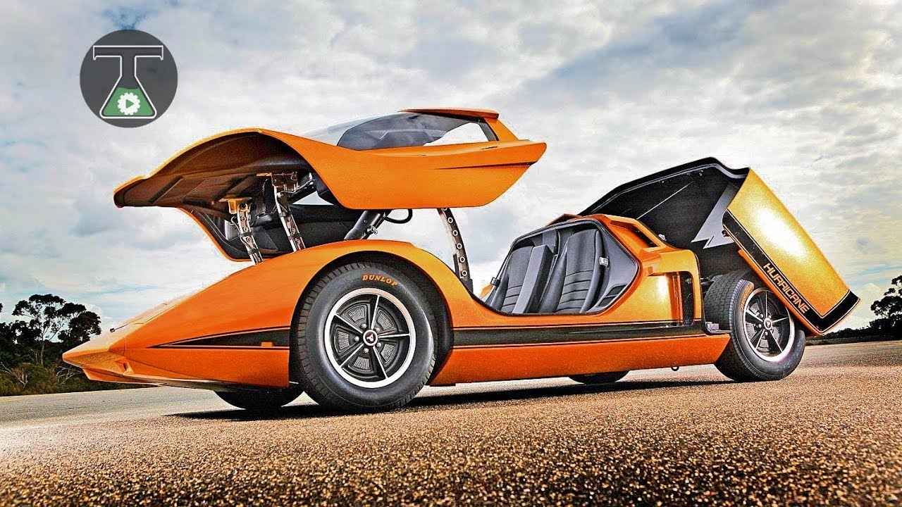 10 INSANE CAR DOORS YOU MUST SEE