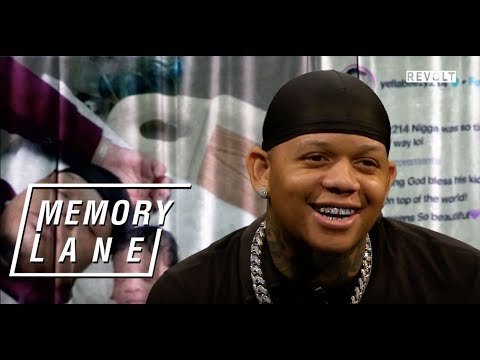 Yella Beezy talks learning from Drake, his signature haircut & more | Memory Lane