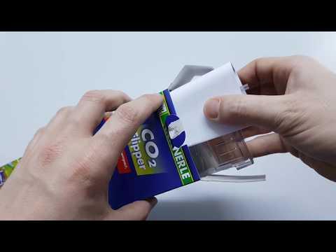 Aquaplantsonline - Unboxing Dennerle CO2 Flipper