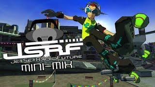 2D Jet Set Radio Fan Game? - Jet Set Radio MiniMix (Courtesy of JetSetRadio.Live)