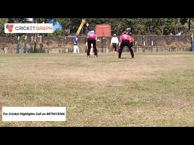 Power Panthers Vs SK Friendly cricket Match highlights played at cricket ground in mumbai at mahul