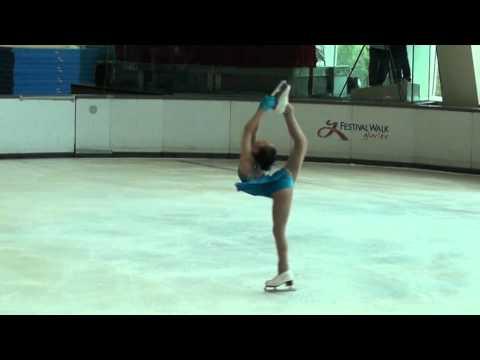 2011 Asia Junior Figure Skating Challenge-Junior Elite Ladies Short Program-Maisy Ma(HKG)