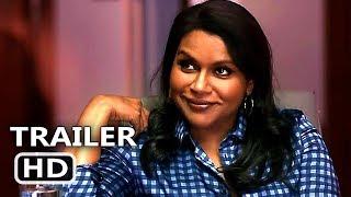 LATE NIGHT Trailer (2019) Mindy Kaling, Emma Thompson Movie