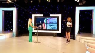 La Insuperable jugando en el programa Todo un show de Pamela sued