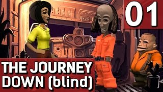 Der Gadarol Rap in The Journey Down #1 deutsch HD