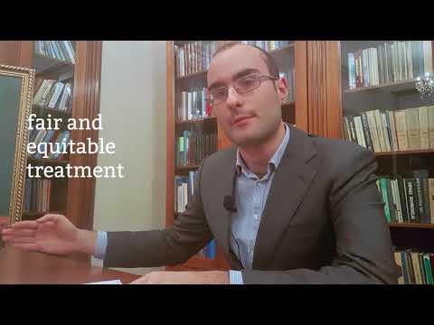 Alberto.  International investment