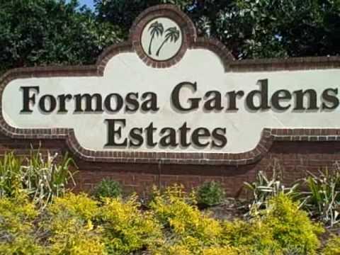 Formosa Gardens Estates 407 966 4144 kissimmee Orlando Rentals