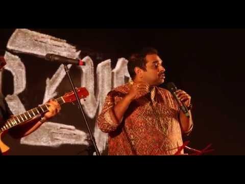 Shankar Ehsaan Loy performing Hitchki Live at Mirzya Music Launch