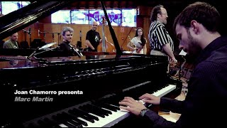 Lazy river Joan Chamorro presenta Marc Martin & Jon-Erik Kellso